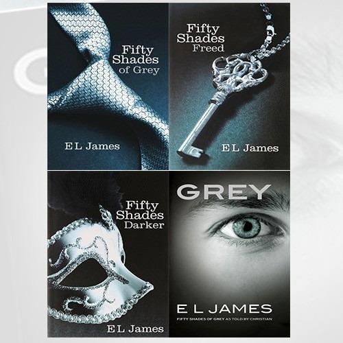 Saga Cincuenta Sombras De Grey Cuarto Libro – Solo otra idea de ...