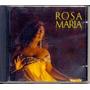 Cd Rosa Maria - Fever - 1992 Original