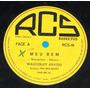 Wanderley Araujo - Meu Bem - 7  Compacto - Rcs Jovem Guarda Original