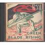 Levellers Cd Usado Green Blade Rising 2001 Original
