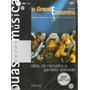 Dvd + Cd O Grande Encontro,elba,zé Ramalho E Geraldo Azevedo Original