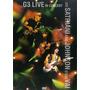 G3 Live In Concert Joe Satriani Eric Johnson & Steve Vai Dvd Original