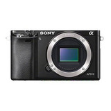 Sólo Cámara - Sony Alpha A6000 Cámara Digital Sin Espejo