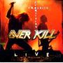 Overkill - Wrecking Everything Live - Thrash Metal - Lacrado Original