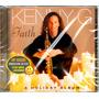 Cd Kenny G Faith A Holyday Album - Novo Lacrado Raro! Original