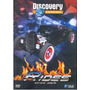 Dvd Lacrado Rides Heavy Metal Dominator Discovery Channel Original