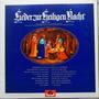 Lp Lieder Zur Heiligen Nacht (cançoes Para Noite De Natal) Original