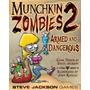 Munchkin Zombies 2 Armed And Dangerous - Expansão Jogo Sjg Original