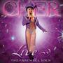 Cd Lacrado Cher Live The Farewell Tour 2003 Original