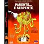 Dvd Lacrado Parente E Serpente De Mario Monicelli  Original