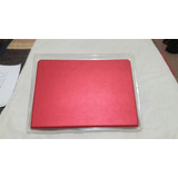 Samsung 10s -simple Cover Rojo 10,5 Impecable