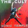 Lp The  Cult    -   Sonic  Temple    -     Vinil Raro Original