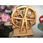 Roda Gigante Mdf Corte A Laser 3mm 40cm Decorativa Original