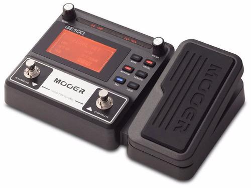 Pedal Multiefectos Mooer Ge100 Guitar Processor