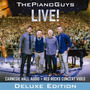 Cd+dvd The Piano Guys - Live! / Deluxe Edition 2015 (990284) Original