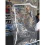 Capa Saco Plástica Secadora Solaris Sun Mueller Modelo Ziper Original