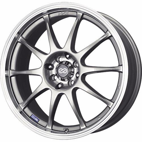 Llantas J10 Enkei 18x8 5x114.3 Civic Corolla Megane Fluence