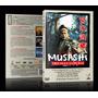 Dvd Triplo Musashi Trilogia Samurai Edição Especial Lacrado Original