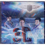 Klb 3d Cd  Lacrado Com Dvd Bônus E Óculos 3d Original