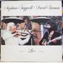 Lp Vinil - Stephane Grappelli E David Grisman - Live - 1981 Original