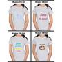 Camisa Camiseta Gospel Cristã Evangélica Frases Jesus Deus Original