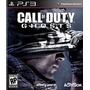 Call Of Duty Ghosts (mídia Física Em Pt-br) - Ps3 Original
