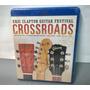 Eric Clapton Crossroads 2013 São 2 Blu Rays Novo Lacrado Ori Original