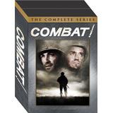 Combate Combo Con Las 5 Temporadas Completas En Dvd!