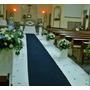 Tapete / Passadeira Para Cerimonial  (caminho De Noiva) Original