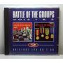 Battle Of The Groups Vol. 1 E 2 Cd Orig Imp 2 Em 1 Soul Funk Original