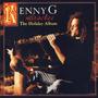Cd Lacrado Kenny G Miracles The Holiday Album 1994 Original