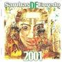 Cd Sambas De Enredo 2001 -  Imperatriz Campeã Original