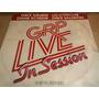 Lp Grp Live In Session Diane Schuur Lee Ritenour Grusin Jazz Original