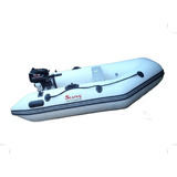 Bote Inflable Seapro 4.20 Mts + Parsun 9.9 Hp