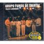 Cd Grupo Fundo De Quintal Palco Iluminado Rge Lacrado Raro! Original