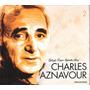 Cd Lacrado Charles Aznavour Colecao Folha Grandes Vozes Original