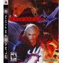 Jogo Devil May Cry 4 Playstation 3 Ps3 Pronta Entrega Game Original