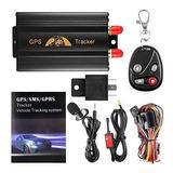 Rastreador Gps Tracker Auto Camion Corta Corriente + Control