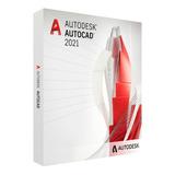 Autoc 2021 + Licencia Por 3 Años Para Windows De 64 Bits