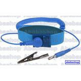 Pack 200x Pulsera Antiestatica Brazalete Antiestatico Pc Rep