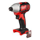 Milwaukee 2656-20 M18 18v Lithium Ion Hex Impact Driver.tool