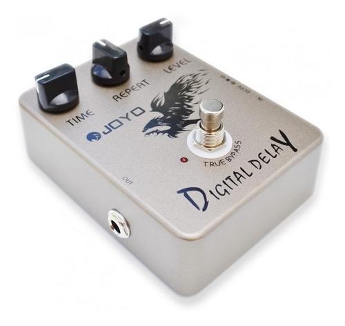 Pedal Efecto Joyo Jf08 Delay Digital Guitarra Electrica /