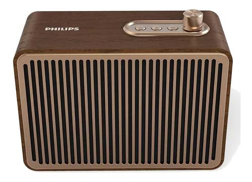 Parlante Inalambrico Bluetooth Philips Tavs500/00 Vintage