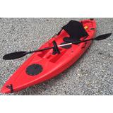 Kayak Surubí P/1 Persona Con Accesorios Y Documentos