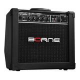 Amplificador Borne Impact Bass Cb60 Para Contrabaixo De 20w Cor Preto 110v/220v