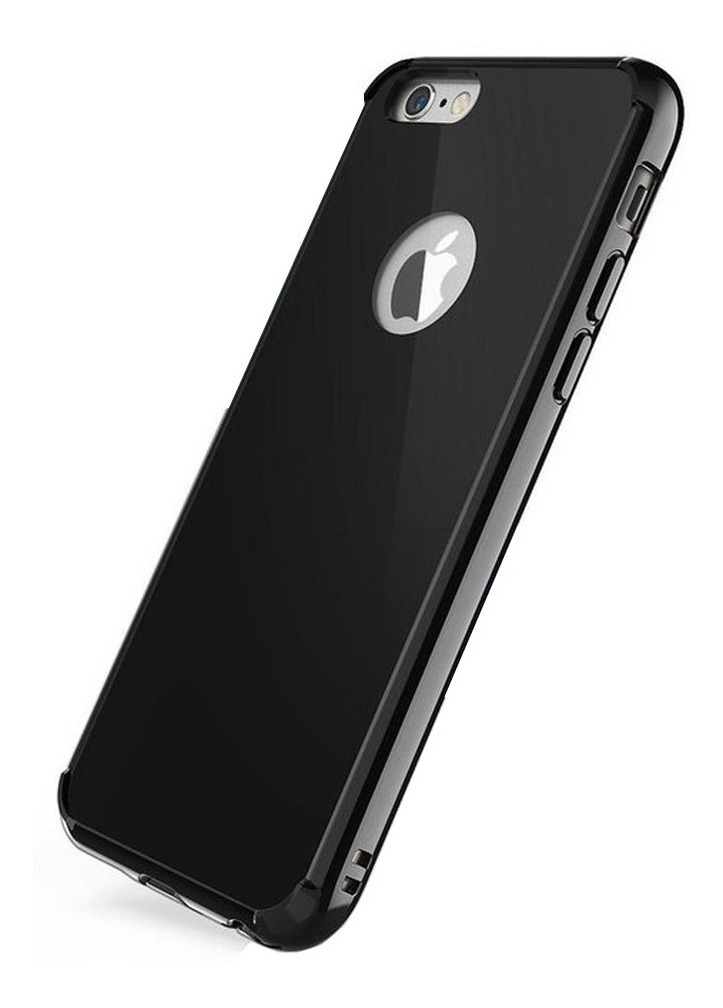 FUNDA RINGKE FUSION IPHONE 7/8 PLUS SHADOW BLACK