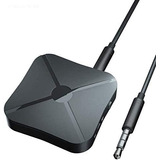 Transmisor Receptor Bluetooth Audio Estéreo 2 En 1 4.2