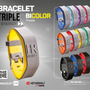 Bracelete Triple Energy Fir Power Original