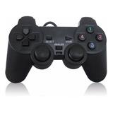Joystick Dual Usb Analogo Para Pc  -insumax