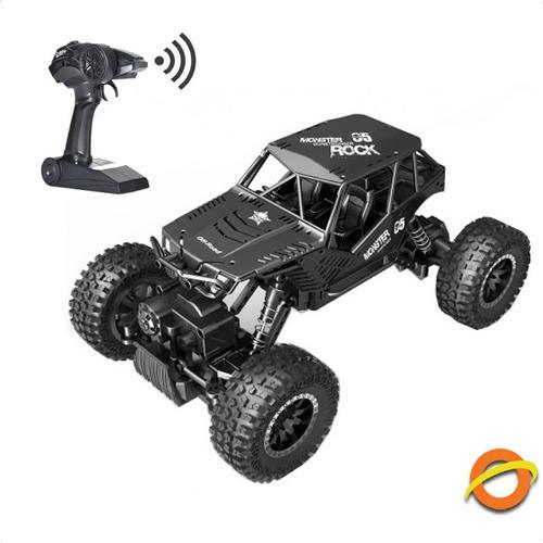 Auto Control Remoto Recargable Radio Escala Carrera Rc Coche